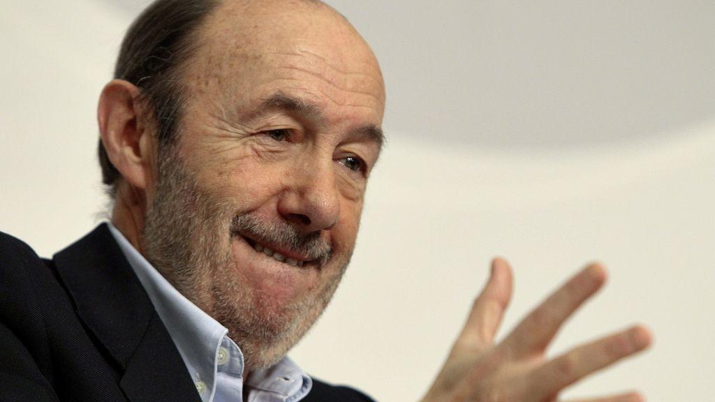 """Rubalcaba advierte a Rajoy que """"no parará"""" hasta que """"retire"""" la reforma de la Ley del Aborto"""