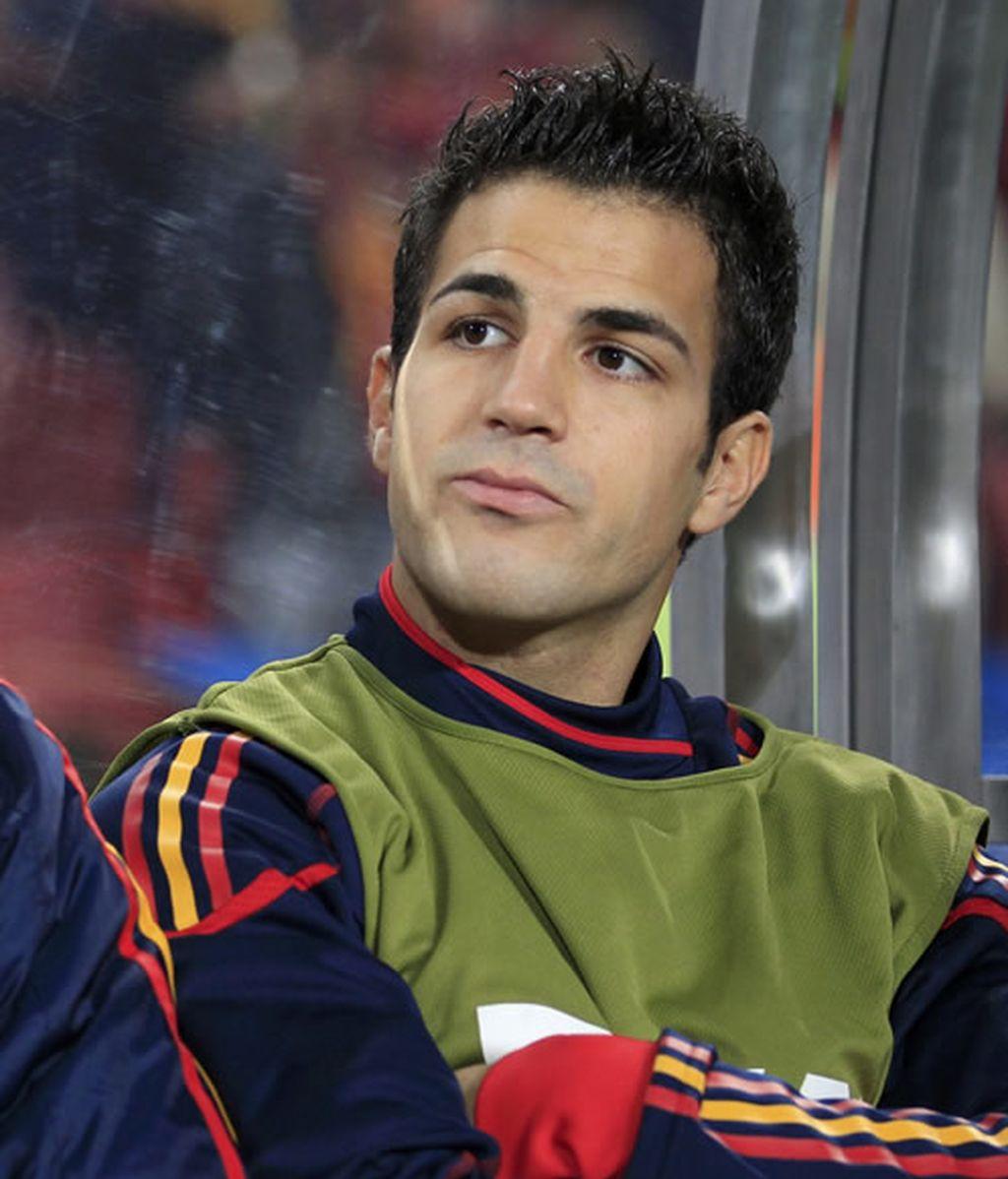 Cesc quiere volver al Barcelona