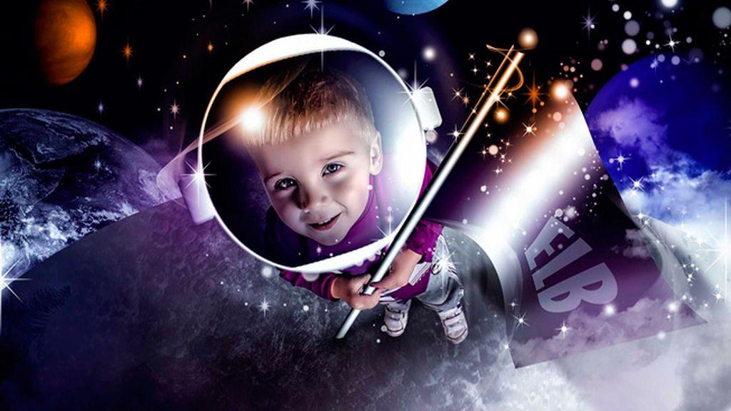 Vicky- Lea Boulter convierte a niños y niñas en estrellas del rock, hadas y seres mágicos
