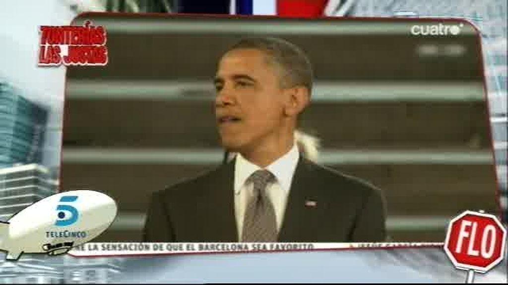 Obama y sus chistes
