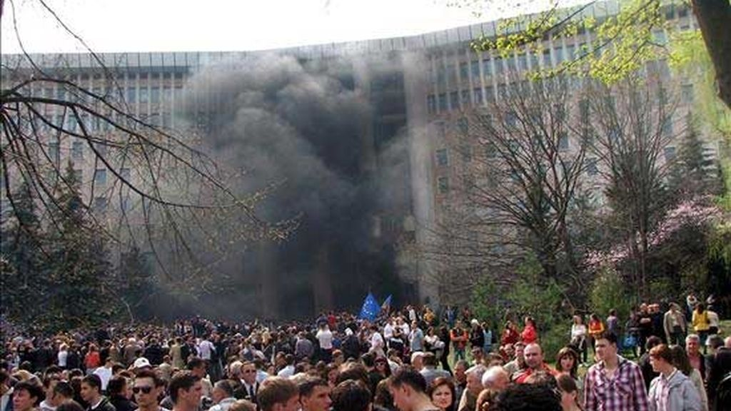 VIOLENCIA EN MOLDAVIA
