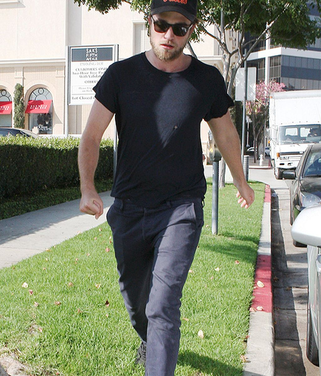 Robert Pattinson a lo ¡Que te pego leche!