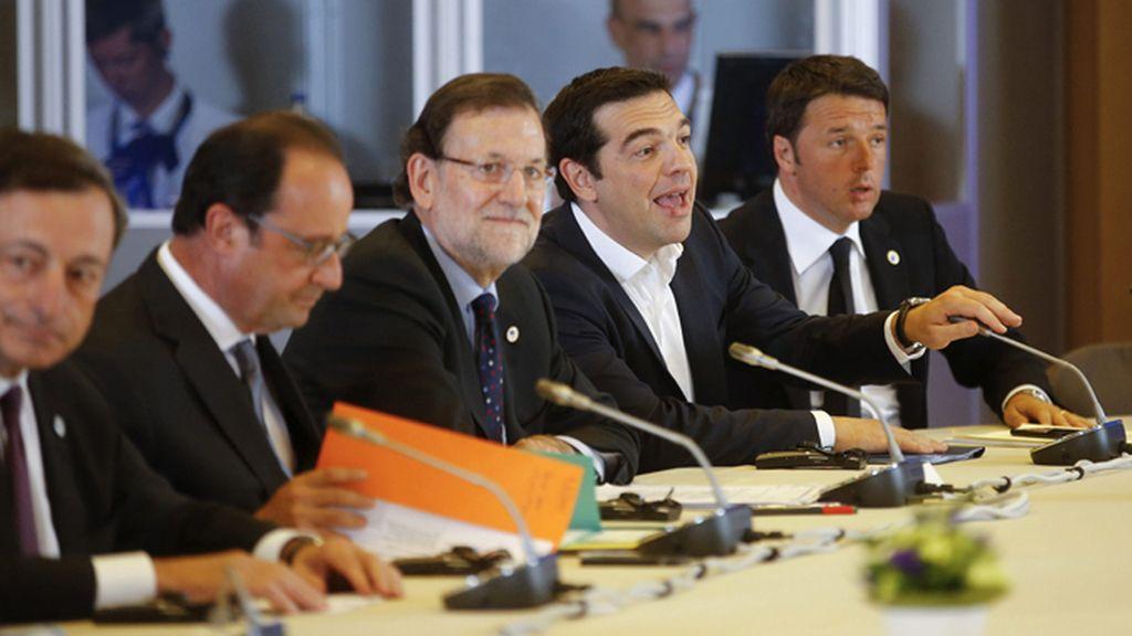 Cumbre de Jefes de Estado y de Gobierno de la zona Euro