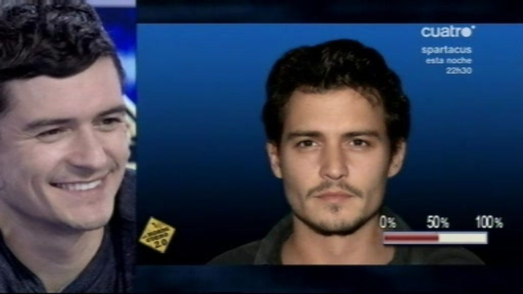 Orlando Bloom contra orlandobloomizador