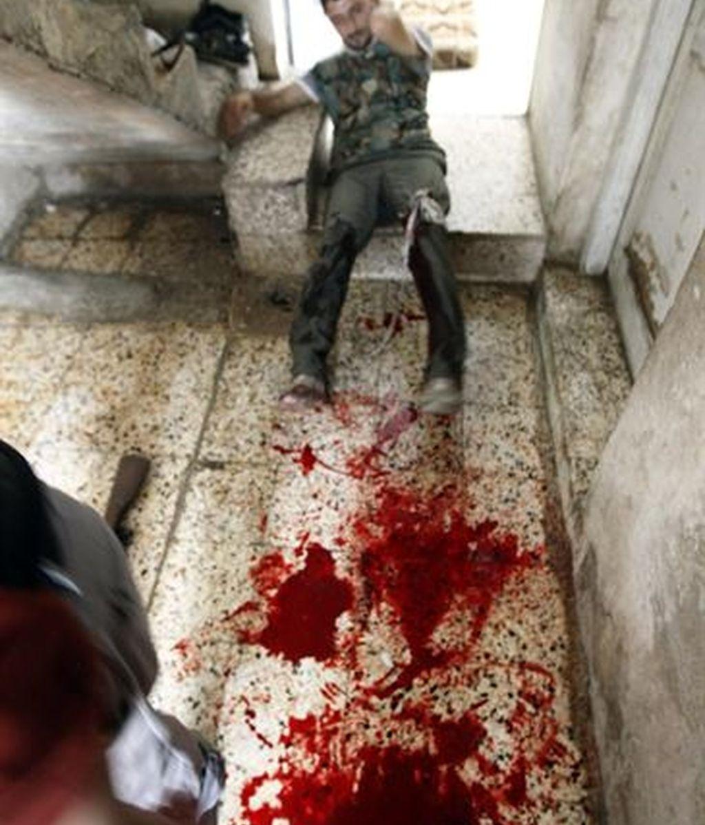 El Ejército sirio entra en Salaheddine y mata a la mayoría de los rebeldes