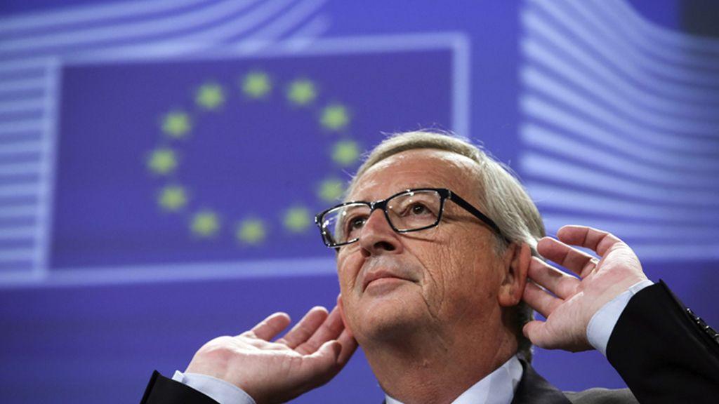 """Juncker asegura que no hay  """"conflicto de interés"""" por el escándalo 'Luxleaks'"""