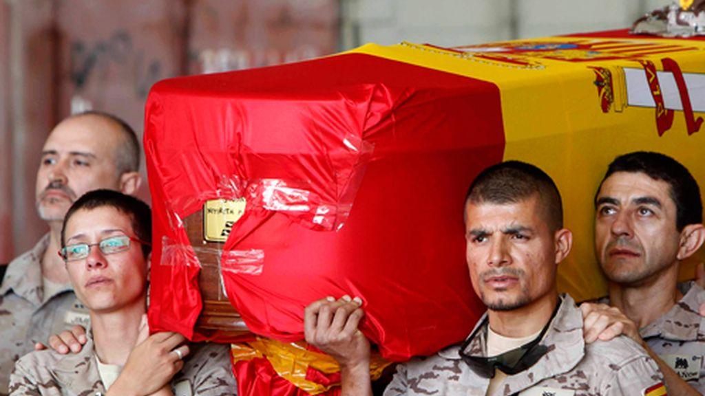 El funeral de Estado se celebrará este martes en Canarias.