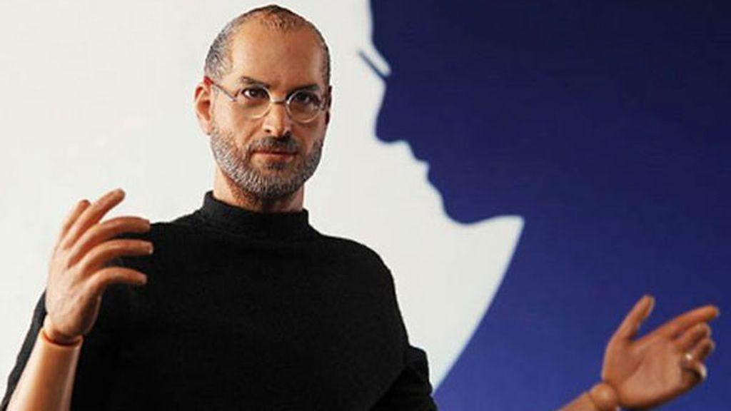 El muñeco de Steve Jobs, diseñado por una empresa juguetera