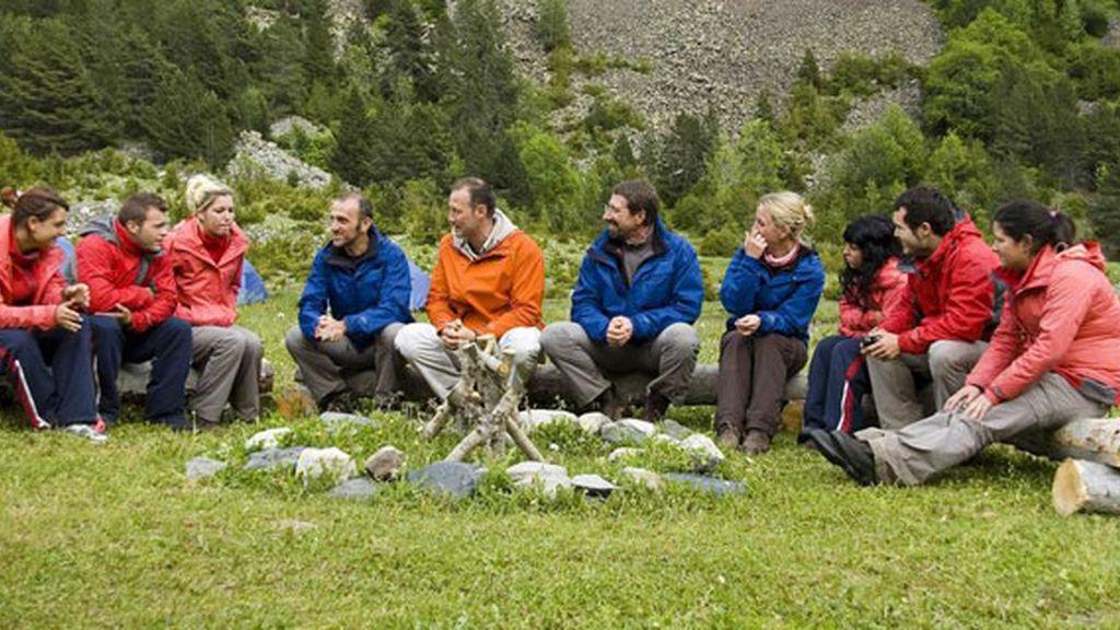 El Campamento: un descanso en el camino