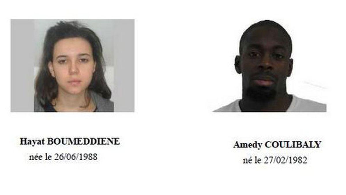 La Policía busca a un hombre y una mujer armados por la muerte de la policía en París