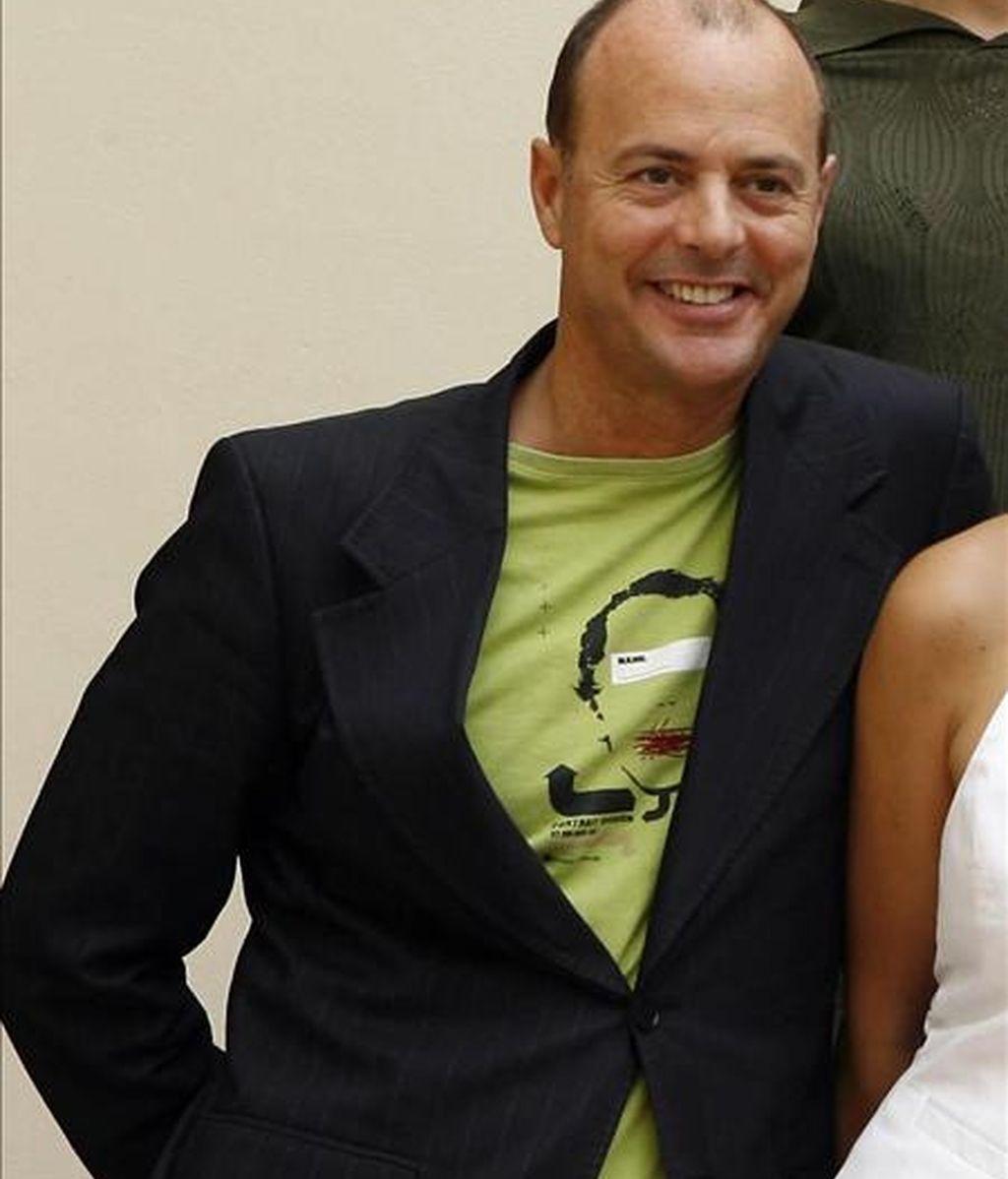 En la imagen el actor Oscar Molina. EFE/Archivo