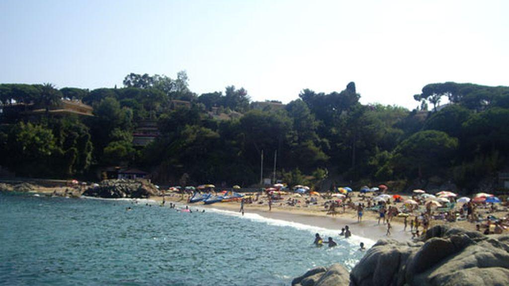 Playa de Blanes