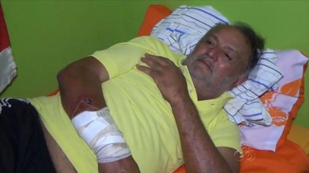 Un hombre de 65 años sobrevive en la selva tras perderse durante 12 días