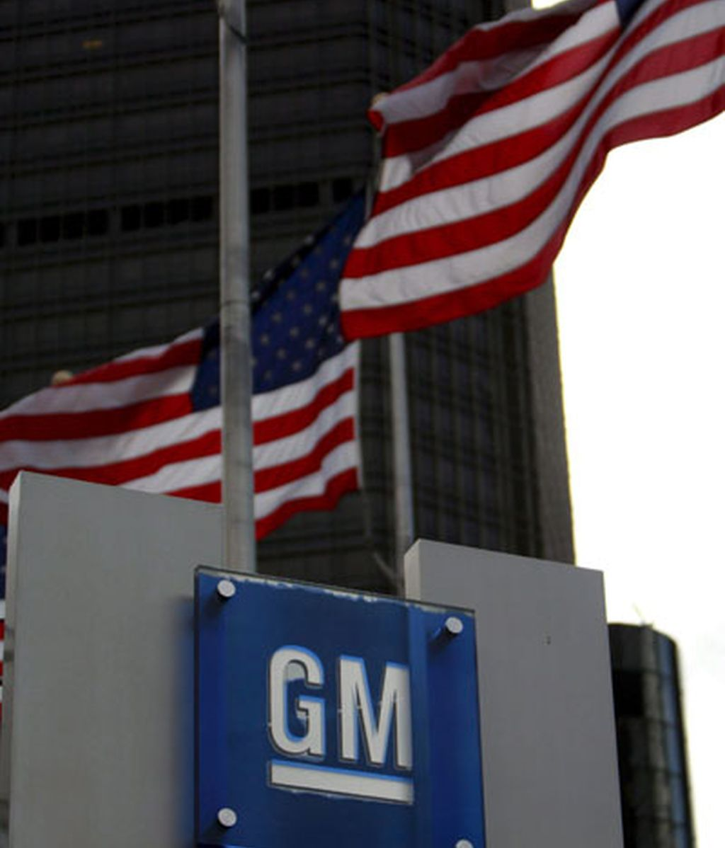 GENERAL MOTORS, EN QUIEBRA