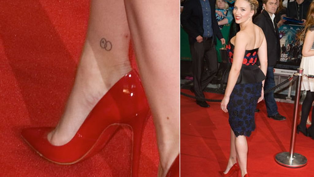 Tatuajes Scarlett Johansson
