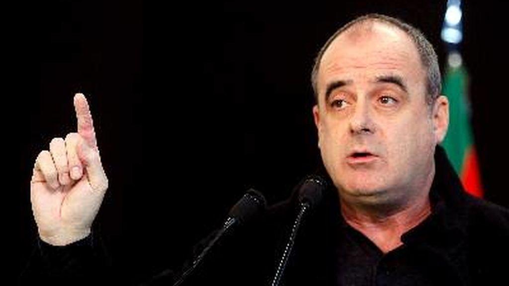 Joseba Egibar (EFE)
