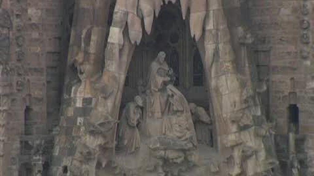 El Papa, en Barcelona