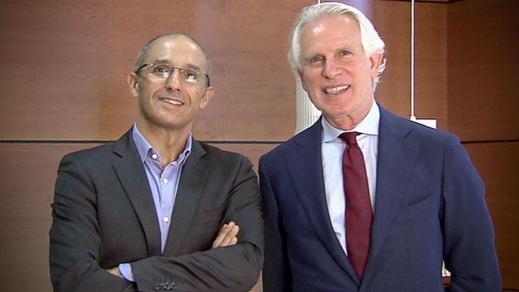 Google, Isaac Hernández, Giuseppe Tringali, Entrevistas