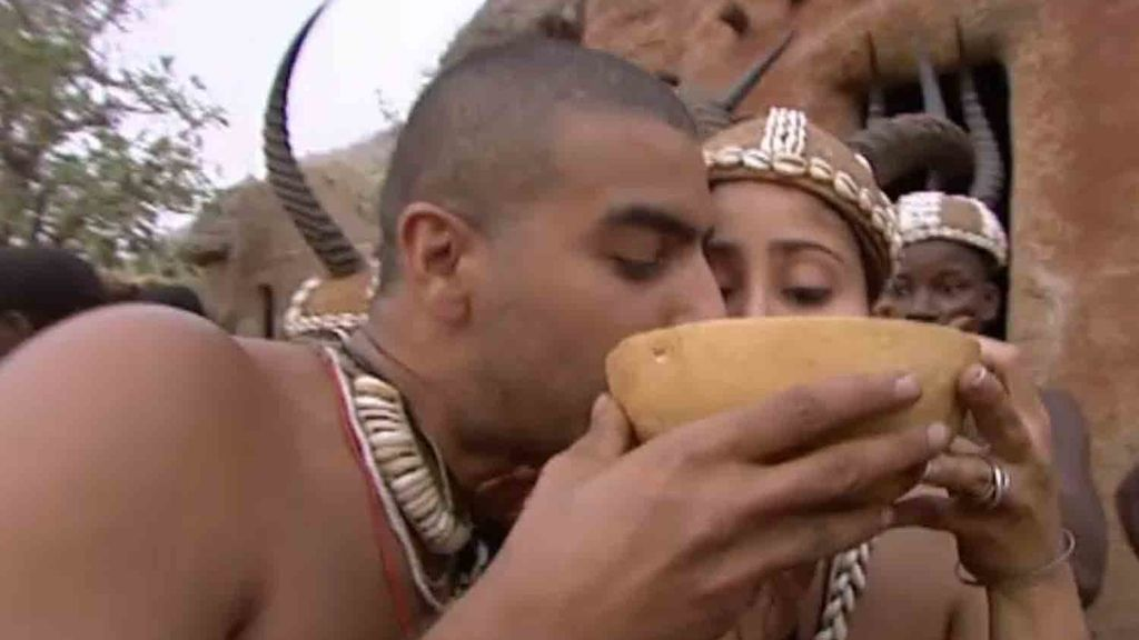 Lyz y Elio contraen matrimonio