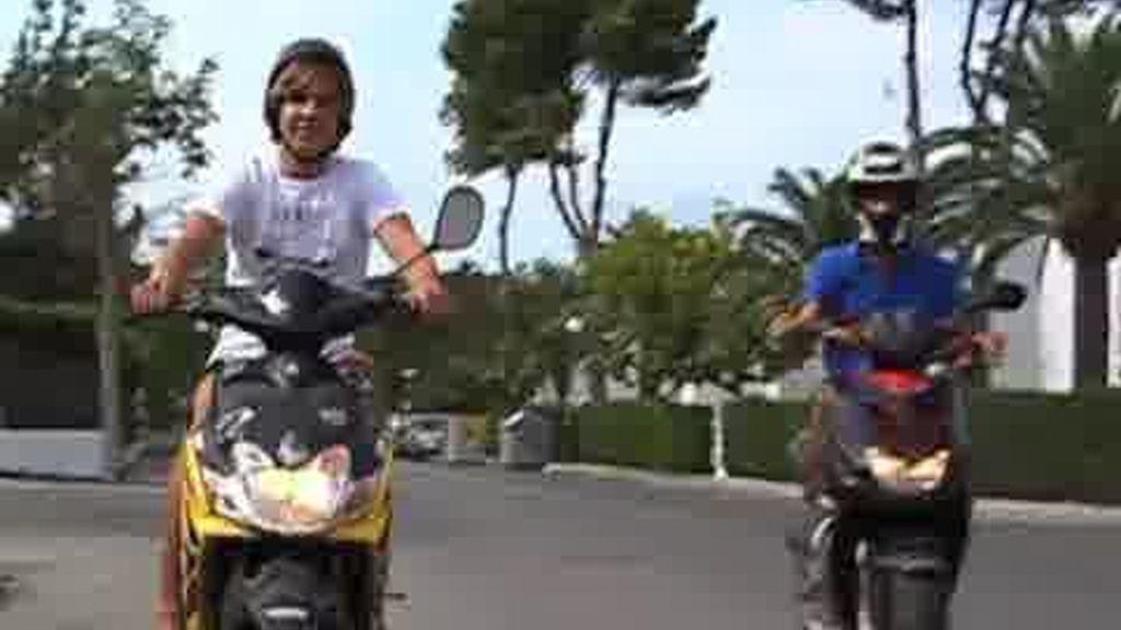 El ciclomotor a los 15 añosc
