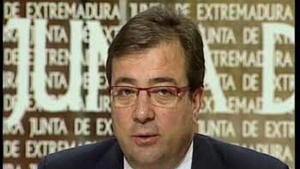 Extremadura anuncia una subida del IRPF para las rentas superiores a 60.000 euros