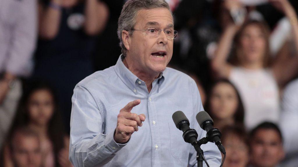 """Jeb Bush anuncia su candidatura a la Presidencia de Estados Unidos"""""""