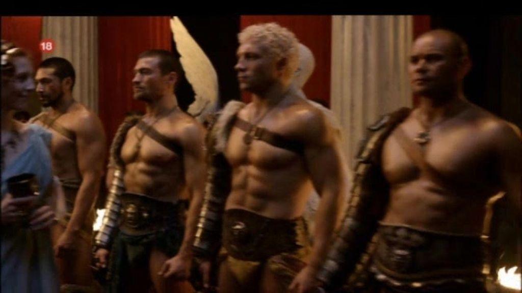 Promo Spartacus: Tendremos el mundo