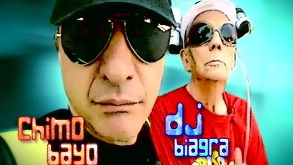 Chimo Bayo y DJ Biagra