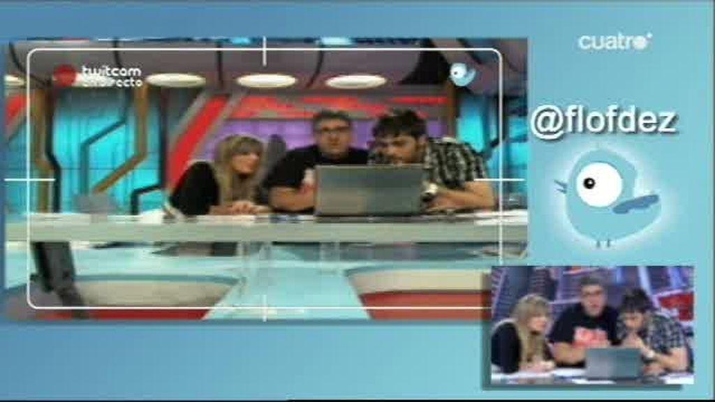 Hoy en el programa Twitcam