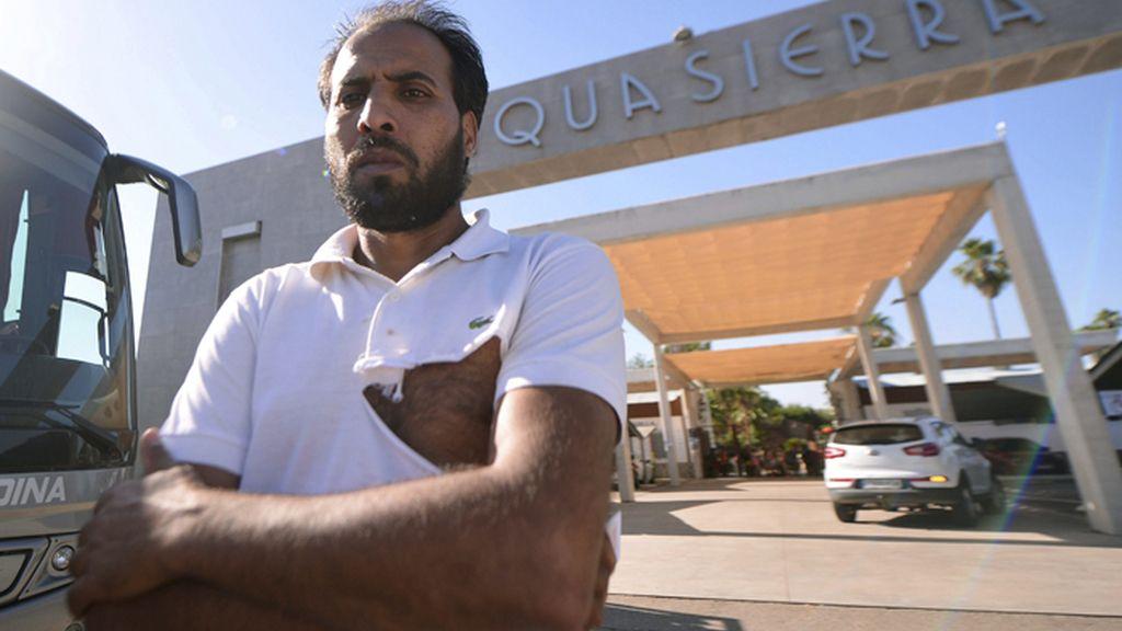 """El padre del menor fallecido en el parque acuático de Córdoba denuncia """"falta de vigilancia"""""""