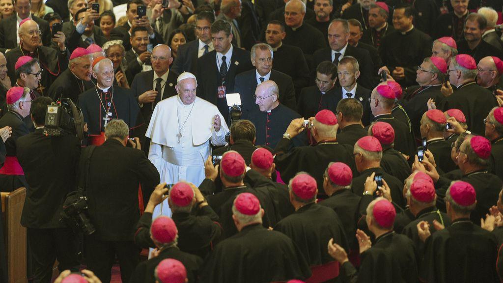 El papa Francisco visita Washington