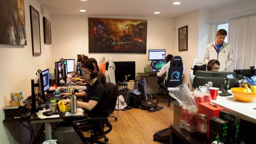 gaming house