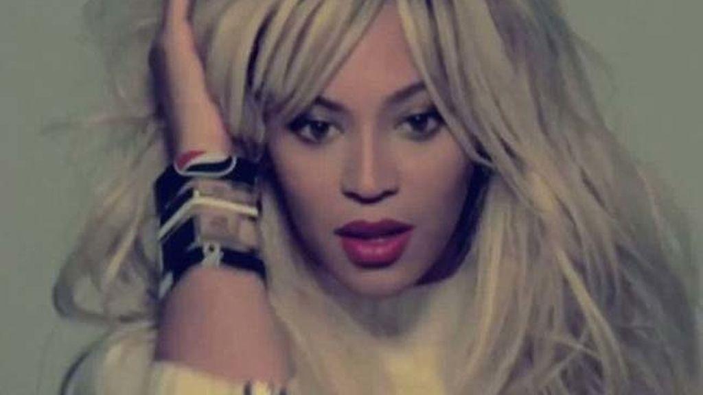 Beyoncé se cambia al rubio