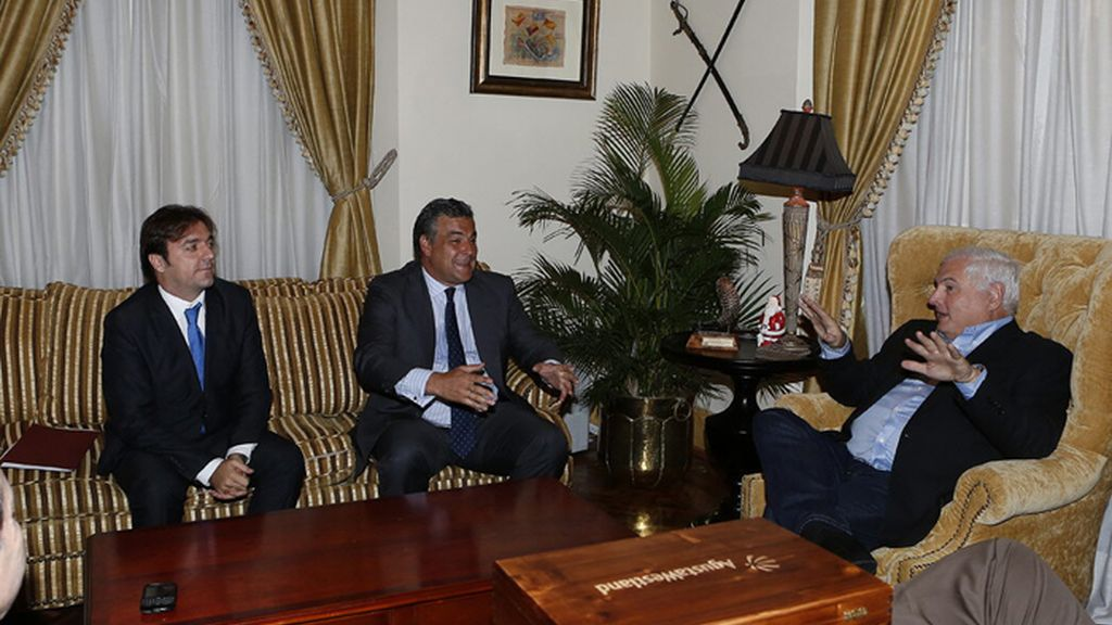 Martinelli recibirá la próxima semana a la Ministra española de Fomento, Ana Pastor