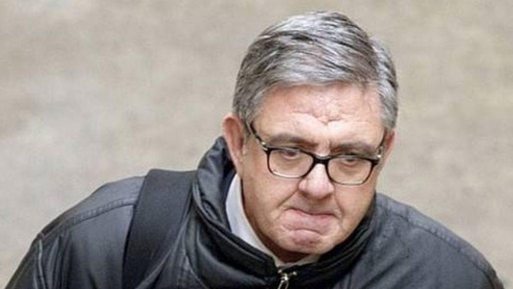 Carlos García Revenga, secretario de las Infantas
