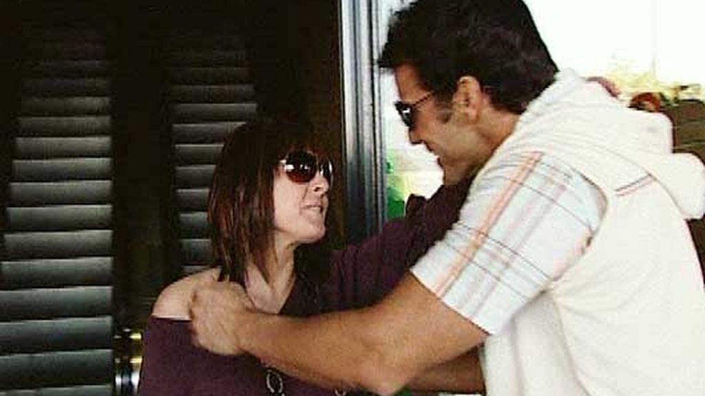 Manuel y Ara, 24 horas juntos (08/04/09)