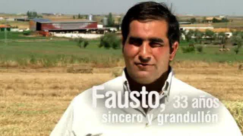 Granjero busca esposa. Sergio, 26 años, y Fausto, 33 años