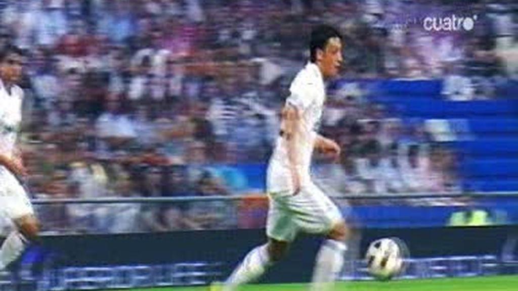 Ozil se gana al Madrid