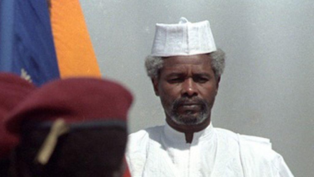 El 'Pinochet africano', Hissène Habré, en una imagen de archivo. Foto: Reuters