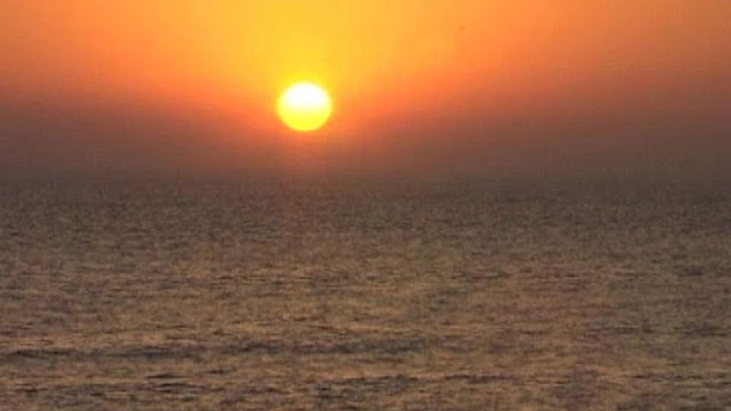 Las puestas de sol: maravillas del verano