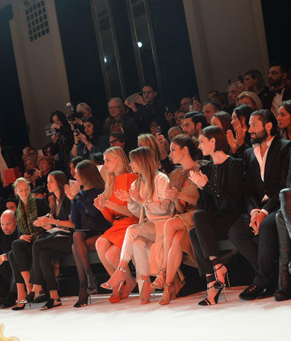 La representación 'Spanish' se hace fuerte en París