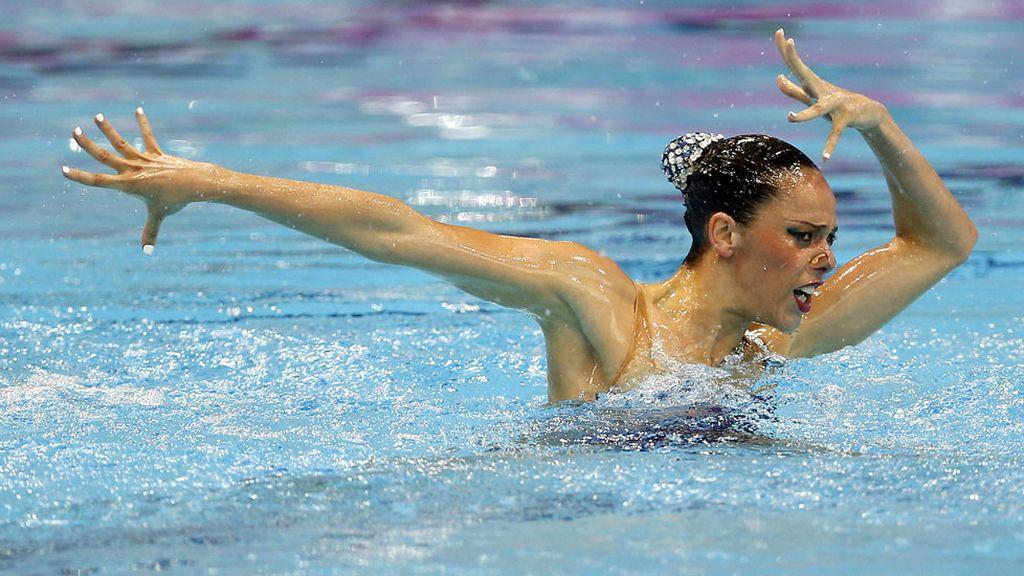 Cristina Salvador roza el bronce en el Europeo de Londres (10/05/2016)