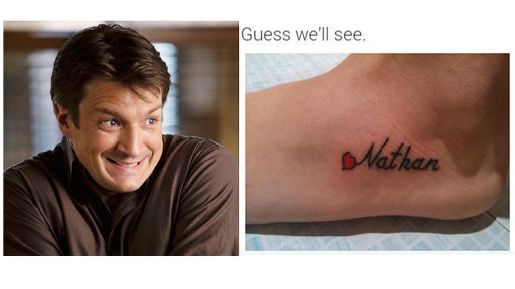 Nathan Fillion, de Castle, contesta a una fan en Twitter