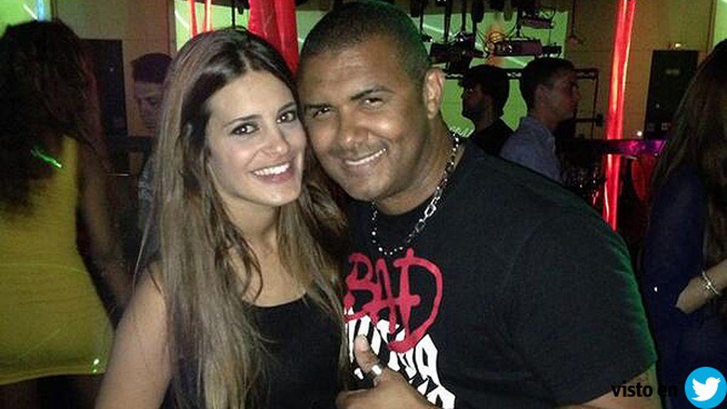 Henry Méndez se apuntó a la fiesta de 'GH'