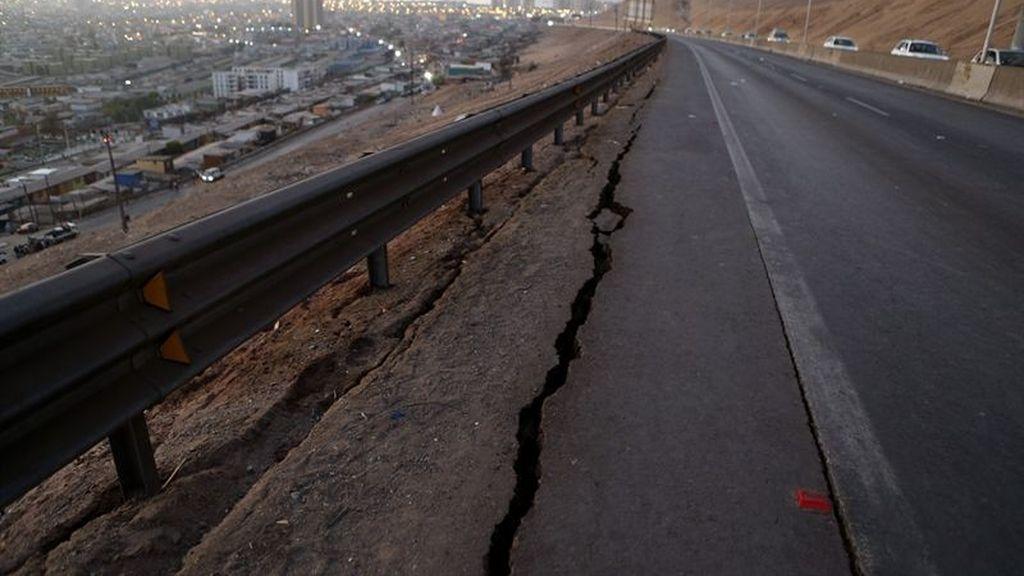 El terremoto de Chile tiene una réplica cada 6 minutos