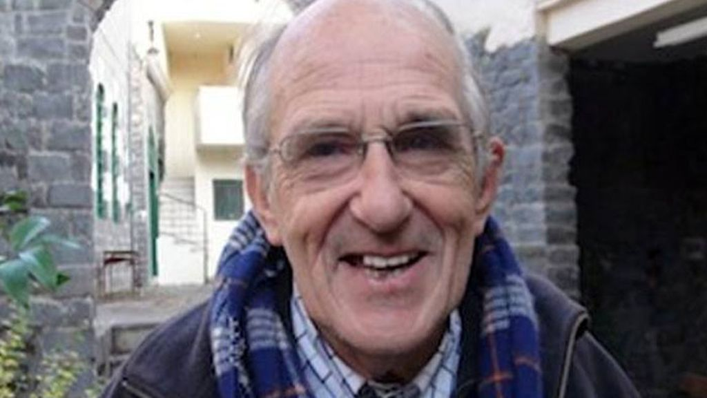 padre,jesuita,cura holandese,asesinado en Homs,Francis Van Der Lugt