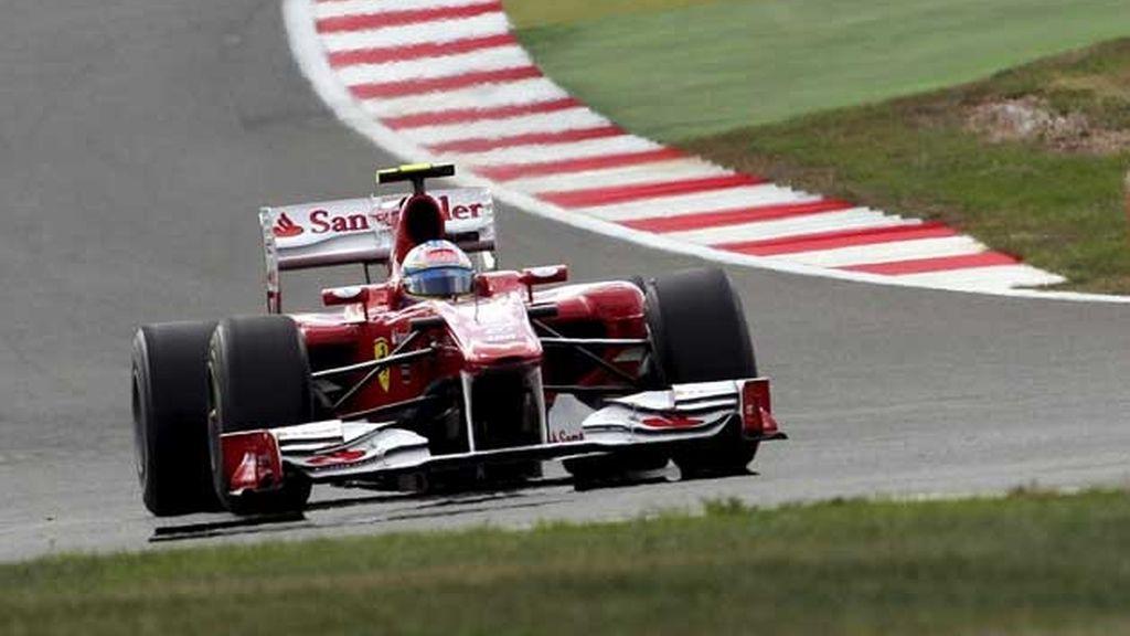 A por su primera 'pole position' de la temporada
