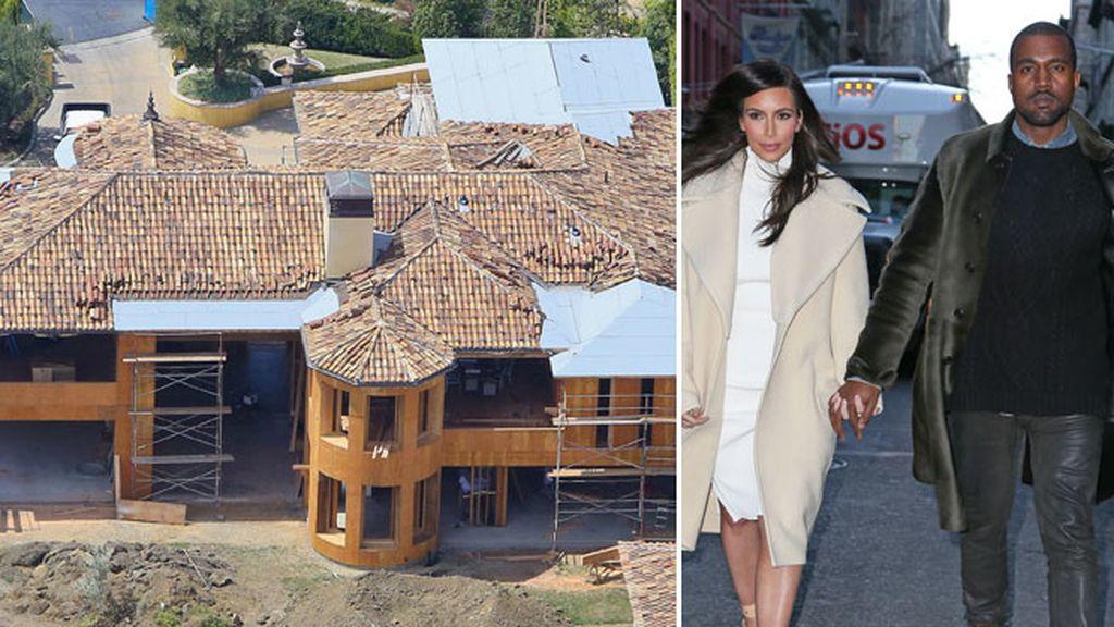La pareja compró la mansión en 2013 por 11 millones de dólares