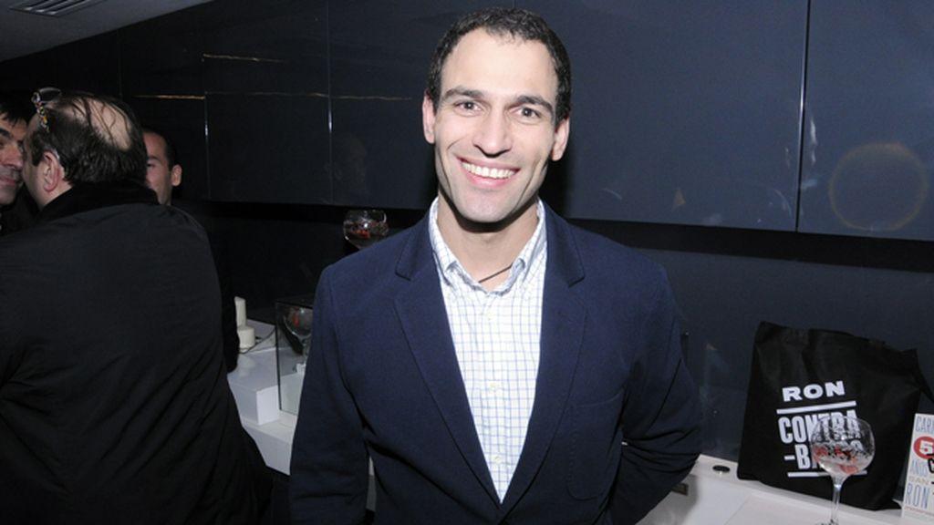 El chef Darío Barrio se encargó de la cena en la tienda de Gant