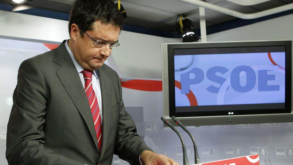 La Ejecutiva dle PSOE rechaza la dimisión de Óscar López por el caso Ponferrada